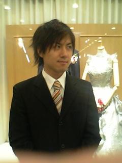 いつか素敵な花婿さんになりたいのです。.JPG